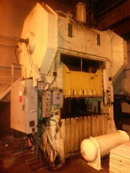 200 Ton Blow Press For Sale
