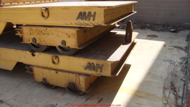50 Ton Capacity Die Carts For Sale