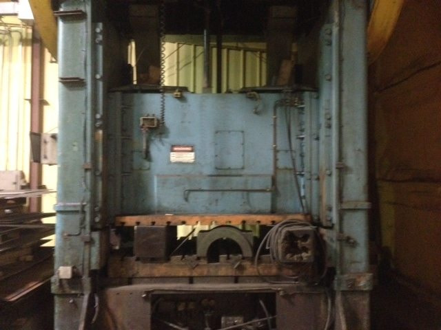500 Ton Niagara Press For Sale